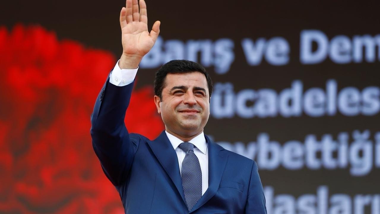 Prosecutor deems Demirtaş's book 'terrorist organization document'