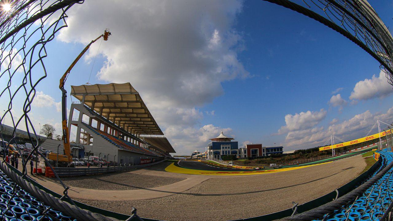 Formula 1 Turkish Grand Prix to kick off on Nov 15 - Page 1