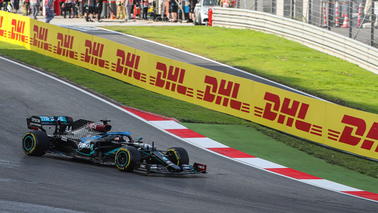 Formula 1 Turkish Grand Prix to kick off on Nov 15 - Page 2