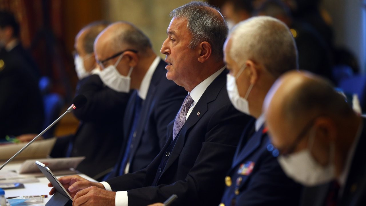 Turkish Defense Minister claims ISIS attacks ended peace process between state, PKK