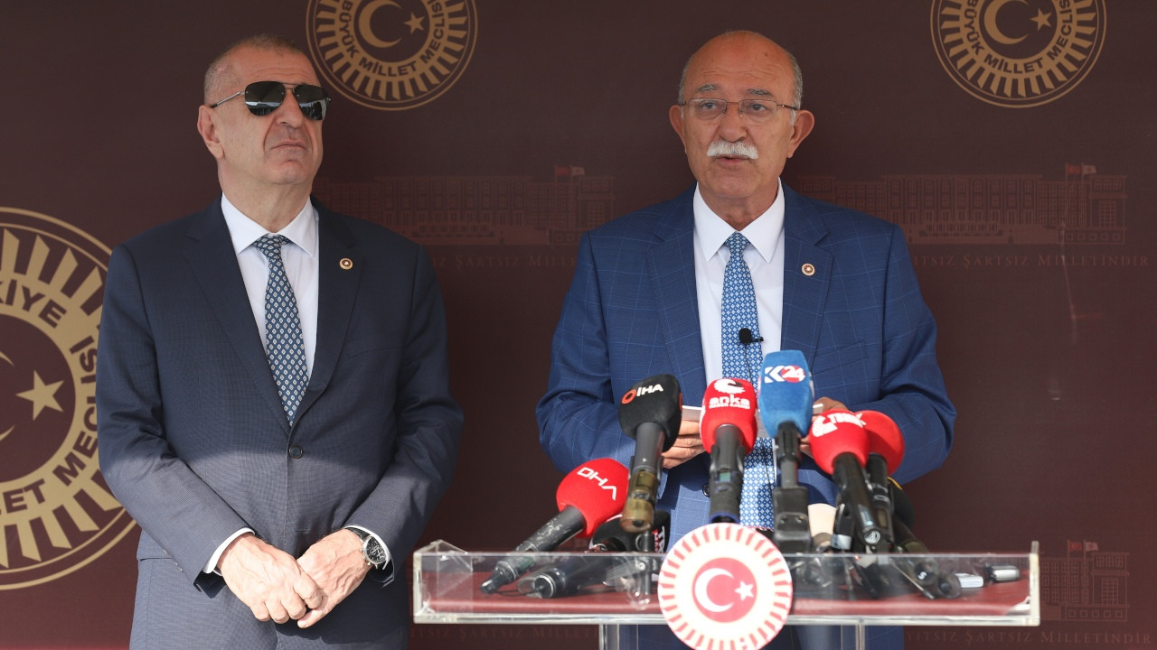 Number of İYİ Party MPs down to 35 after dismissal, resignation