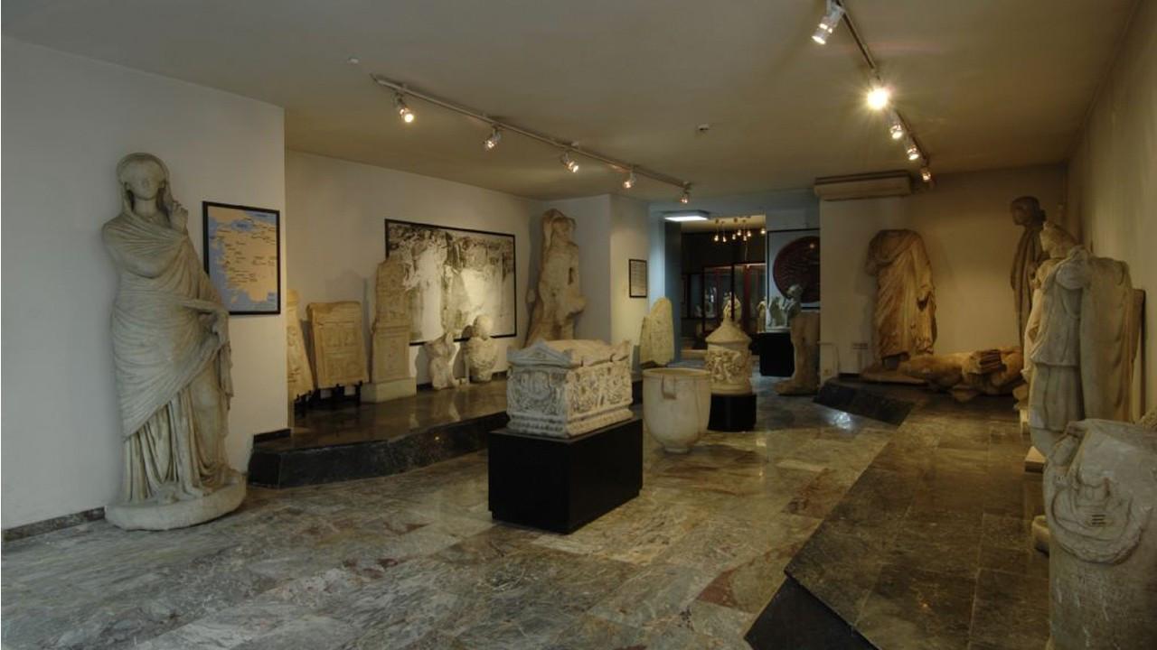 State museum on sale for 45 million liras in western Turkey
