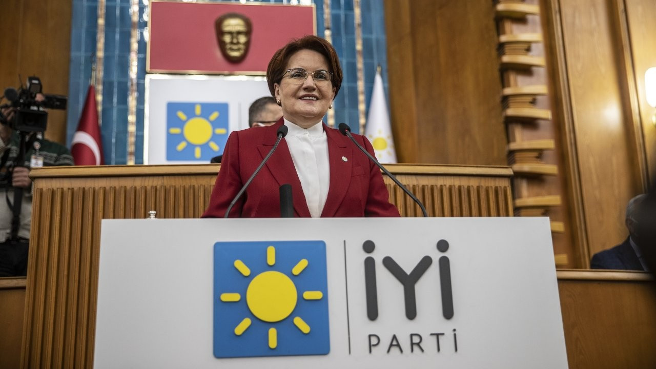 Erdoğan's government always in wedding party mood no matter what happens in Turkey, Akşener says