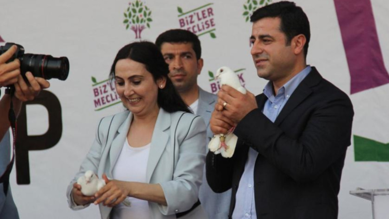 Legal process 'distorted to keep Demirtaş, Yüksekdağ in jail'
