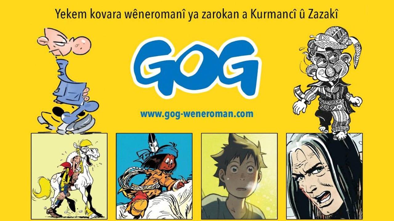 Turkey's first Kurdish-language comic book to be published soon