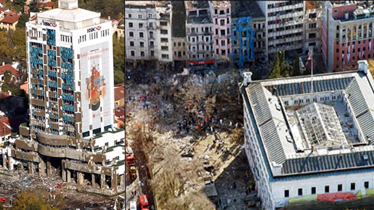 Turkey marks 17th anniversary of attacks on British Consulate, HSBC