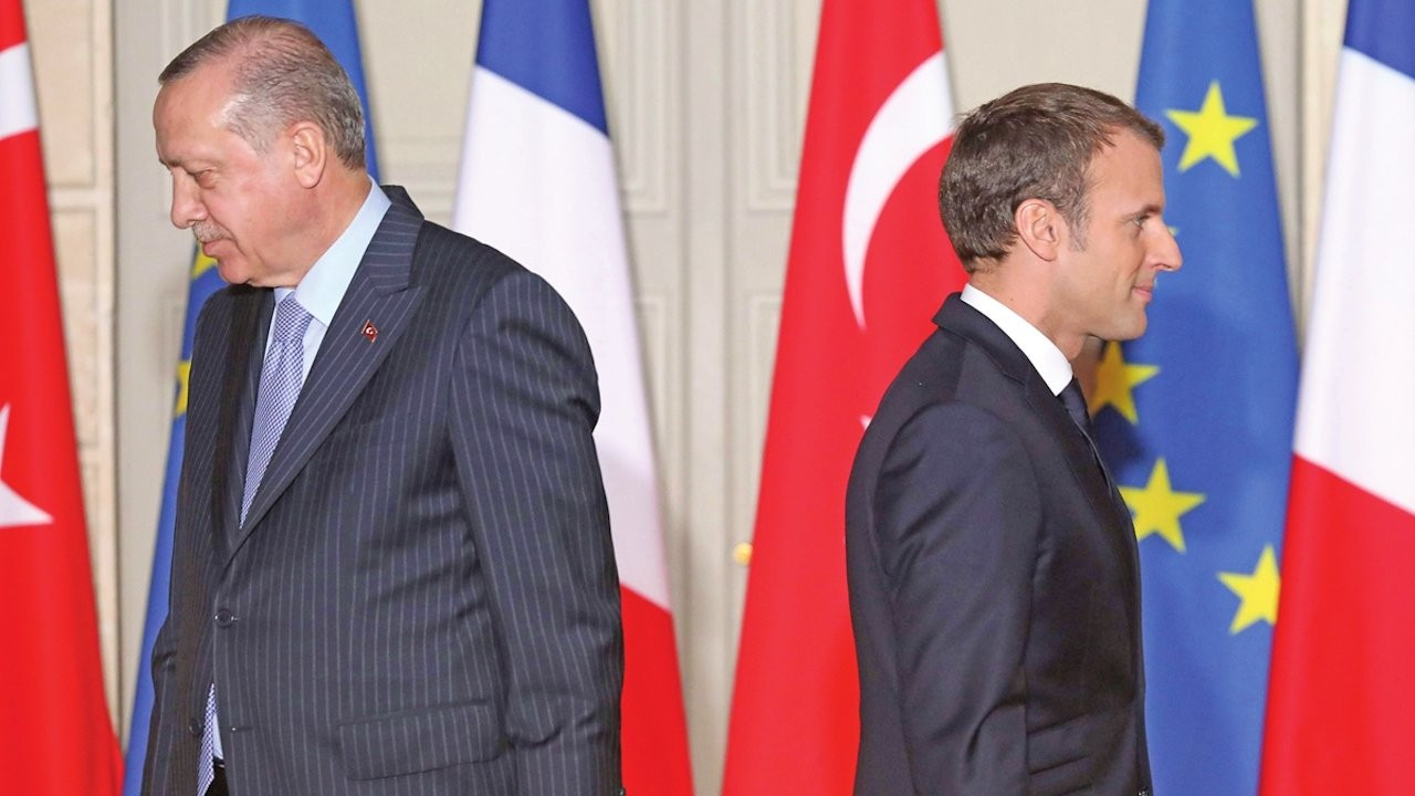 France expects Erdoğan to decrease tensions via actions, not words