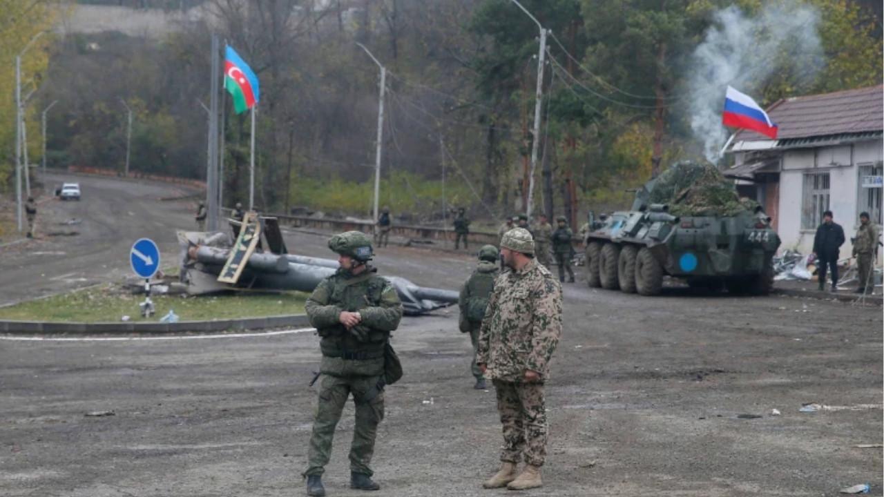 Turkey, Russia 'at odds over Turkish military post in Azerbaijan'
