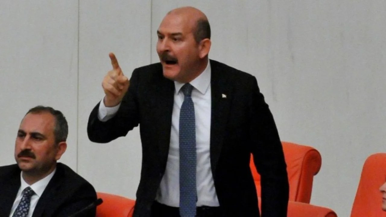 Interior Minister Soylu tells Turkish men to 'get it together' amid increasing violence against women, femicide cases