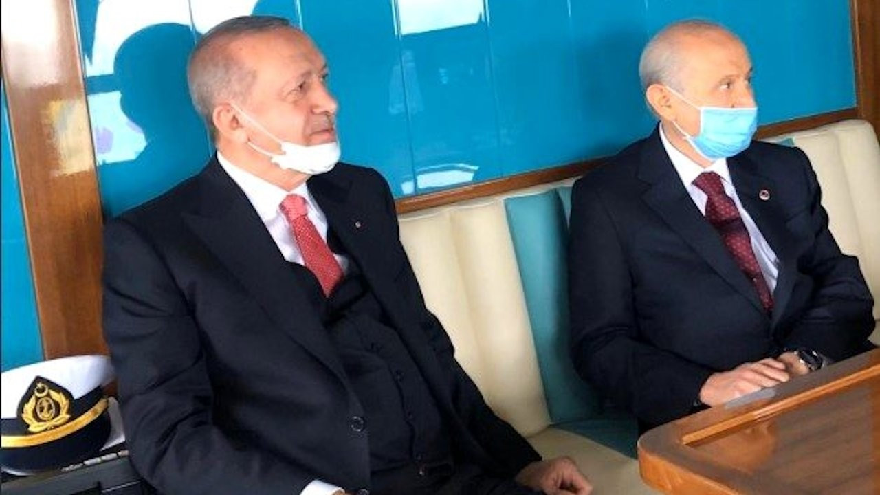 Erdoğan ally Bahçeli dismisses rumors of cracks within People's Alliance, says it remains strong