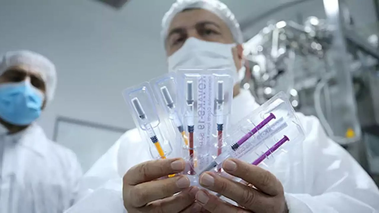 Turkey develops first local vaccine at international standards