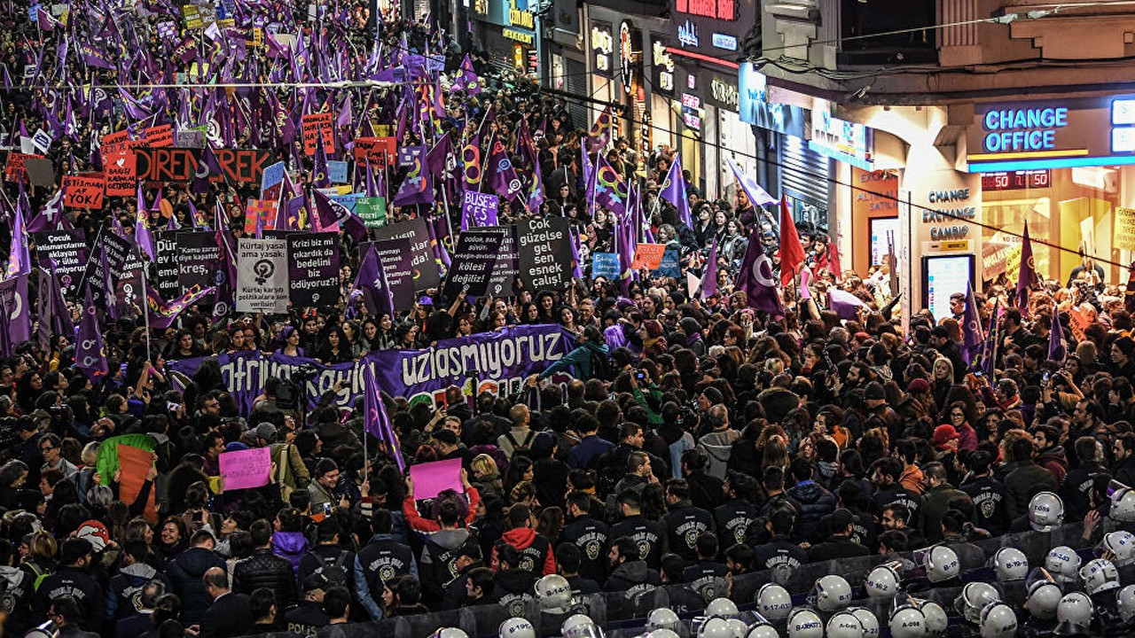 Turkey's opposition stands with women's fight for equality on Nov 25