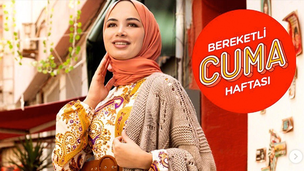 Muslim women's clothing firm brands Black Friday as 'Fruitful Friday'