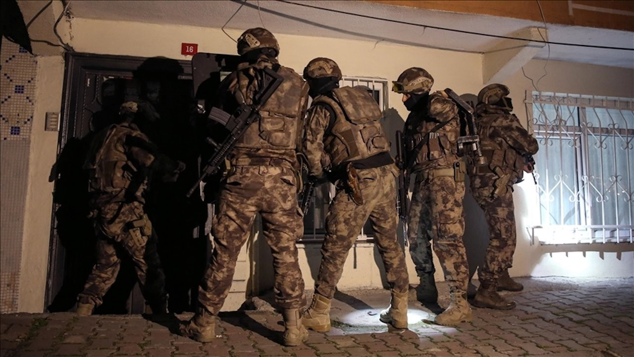 Police detain CHP district deputy mayor in operation against PKK