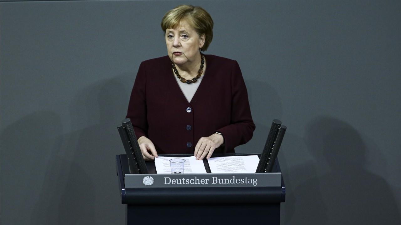 Merkel: EU has not achieved sufficient progress in decreasing tensions with Turkey