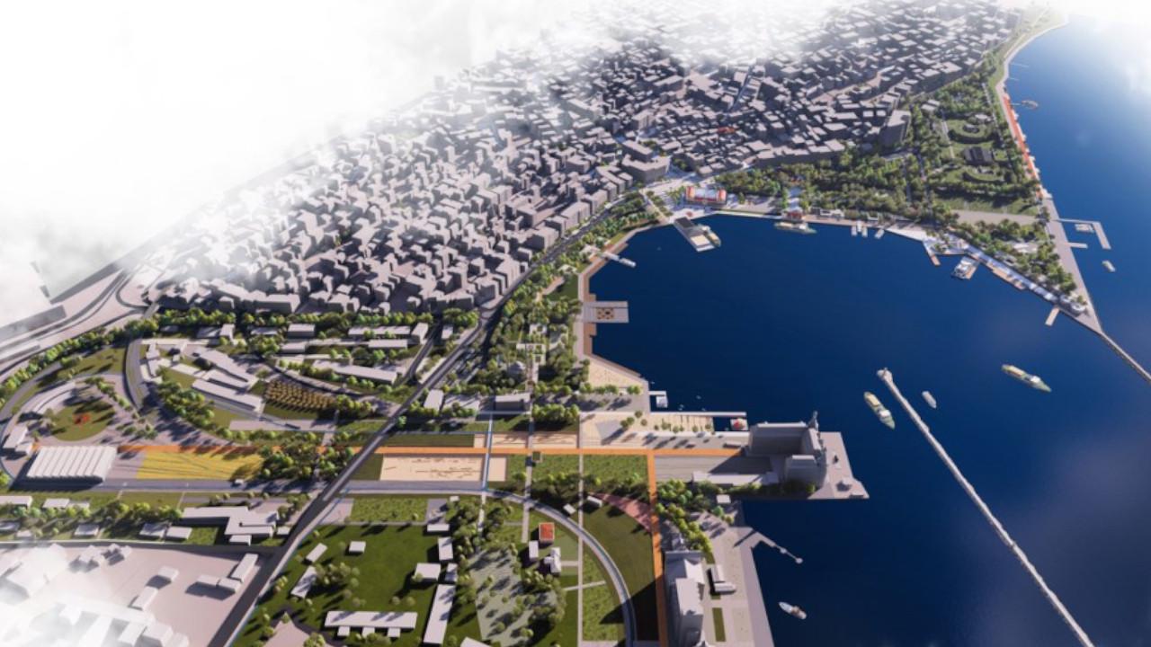Project 26. Team headed by architect Selahattin Tüysüz