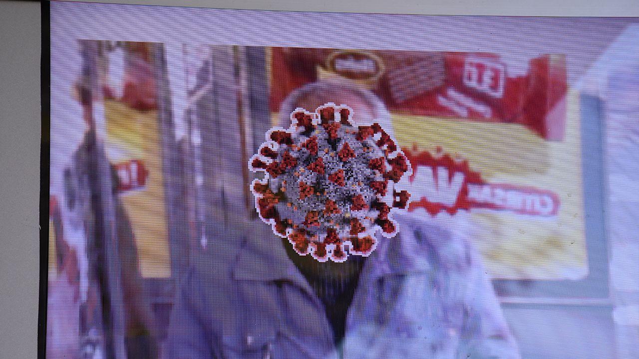 Turkish municipality installs smart screen that shows passengers without masks as coronavirus - Page 2