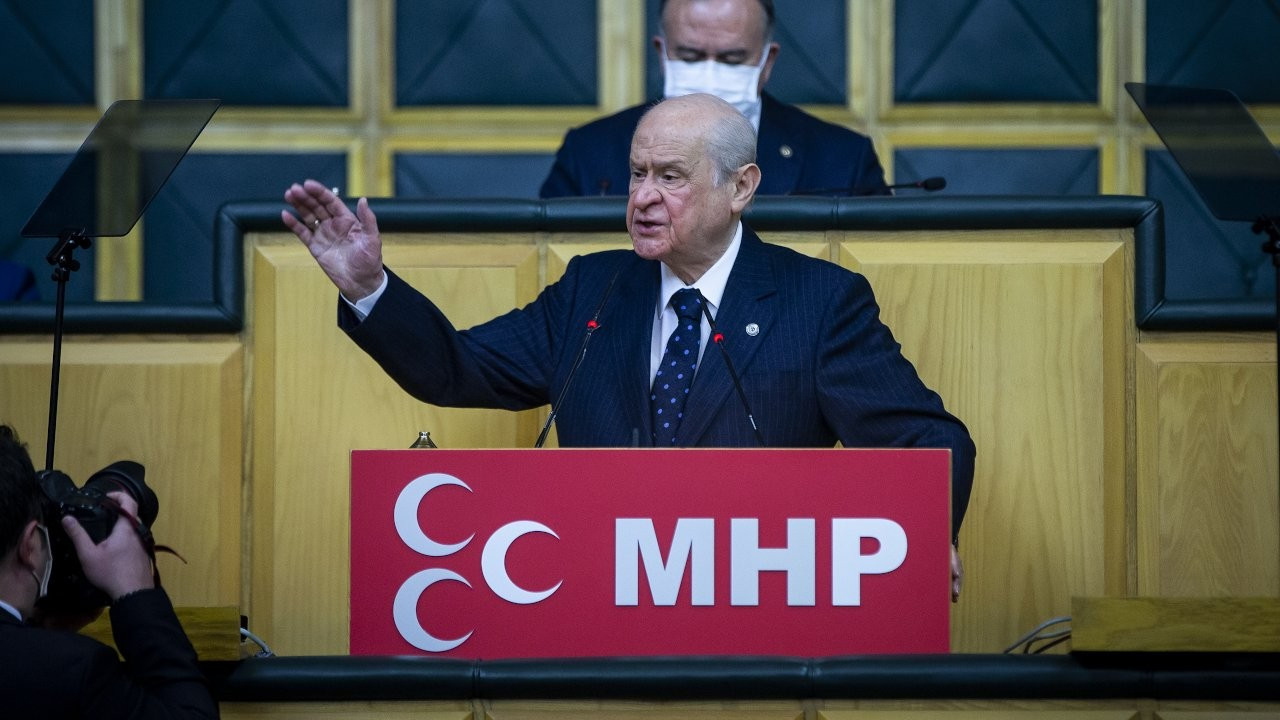 Gov't ally Bahçeli deems Turkey's main opposition 'a national security issue'