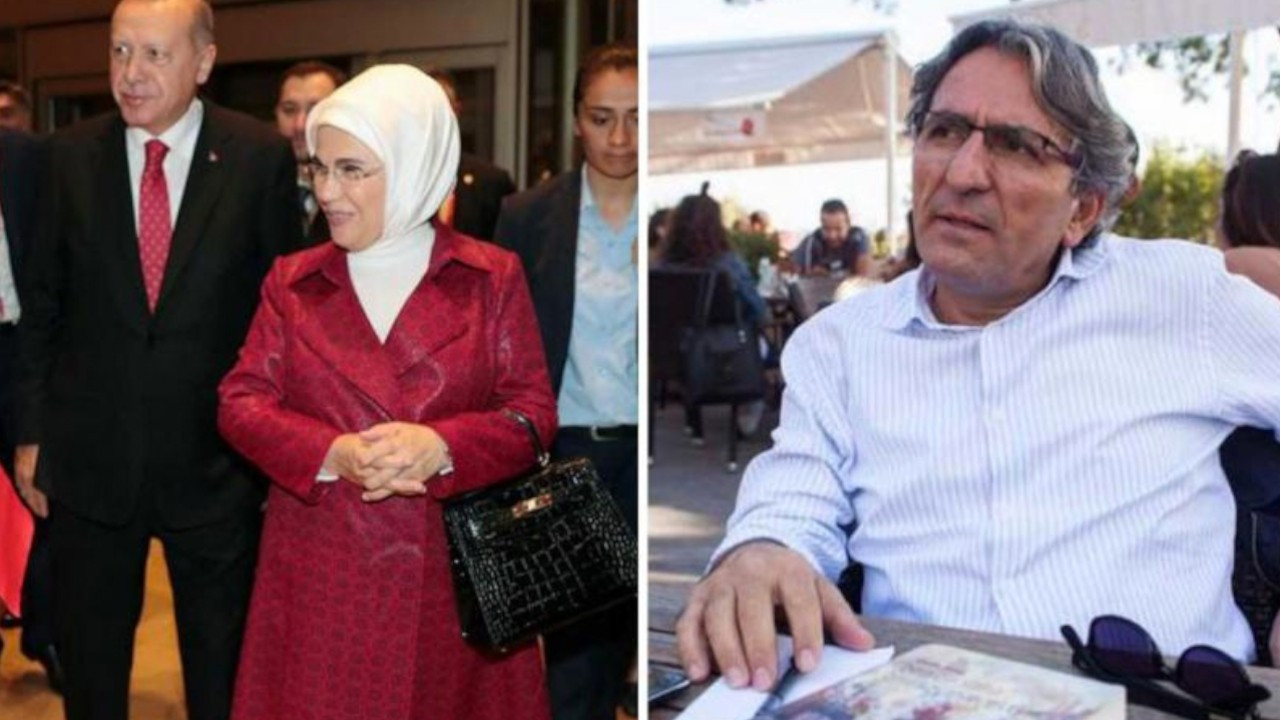 Turkish journalist Ender İmrek acquitted in 'insult' case concerning Emine Erdoğan's Hermes handbag