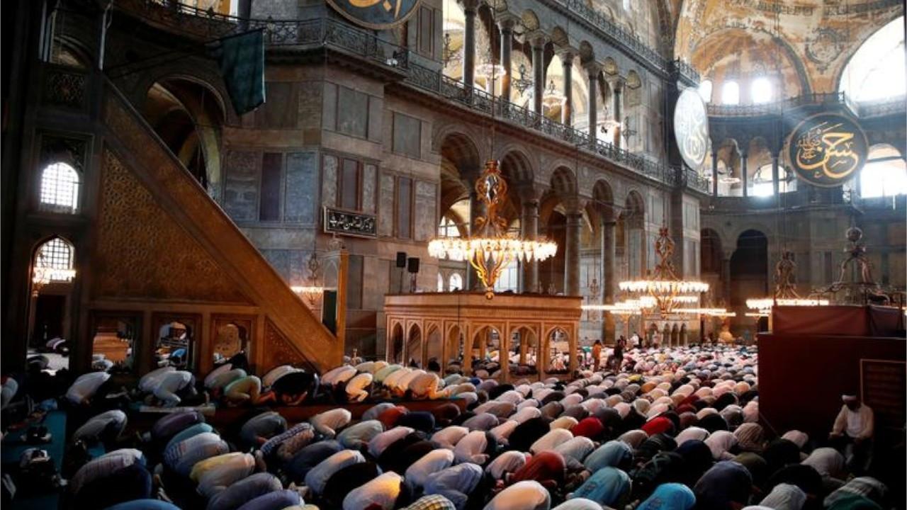 UNESCO wants to examine Turkey's alterations to Hagia Sophia, Chora