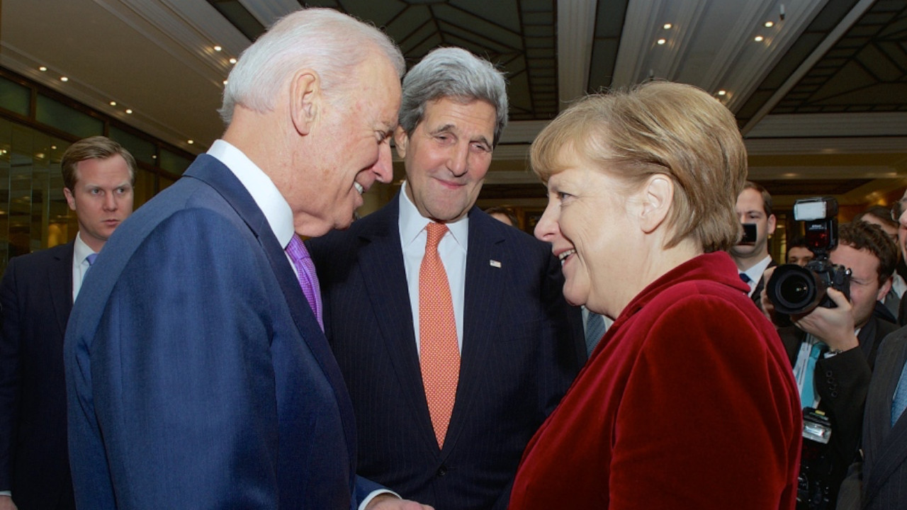 Biden and Merkel to try to lure Erdoğan toward the West again