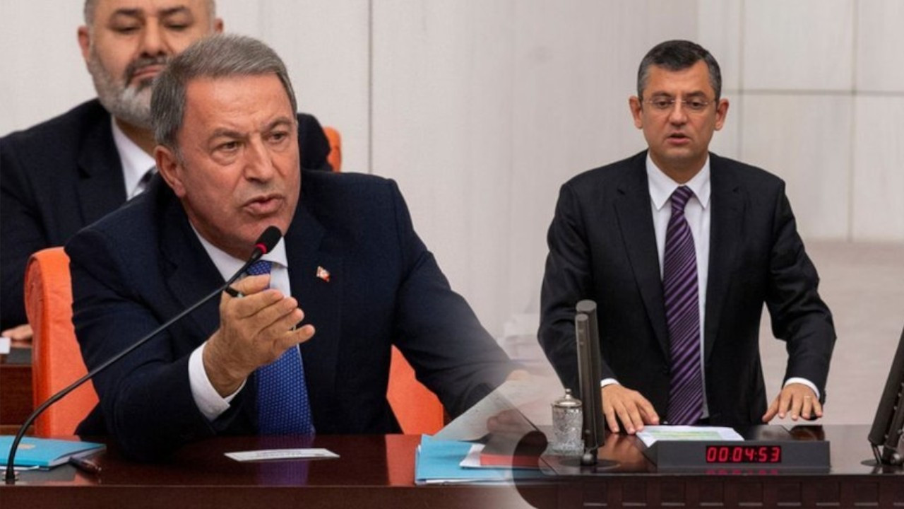 Turkish court orders main opposition CHP MP Özel to pay 15,000 liras in compensation to Defense Minister Akar