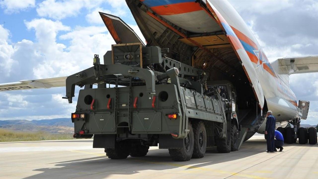 New US defense bill mandates S-400 sanctions on Turkey