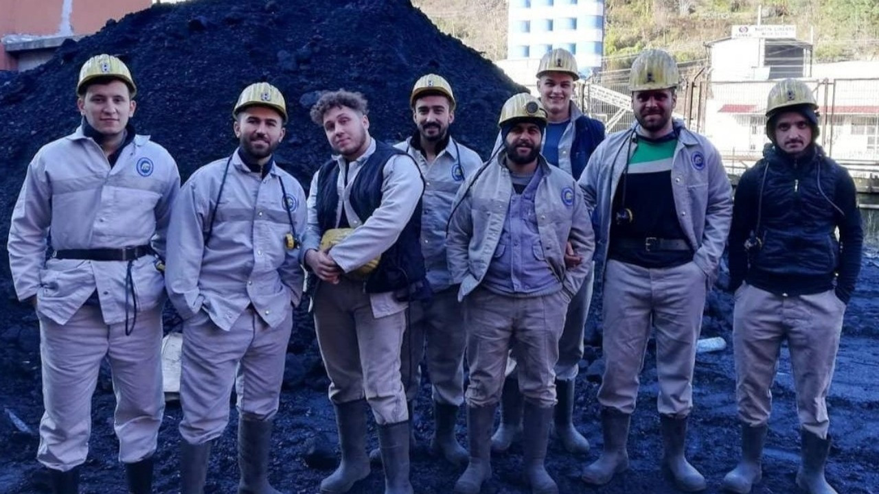 Turkish miner: We go underground everyday thinking we will never make it back home