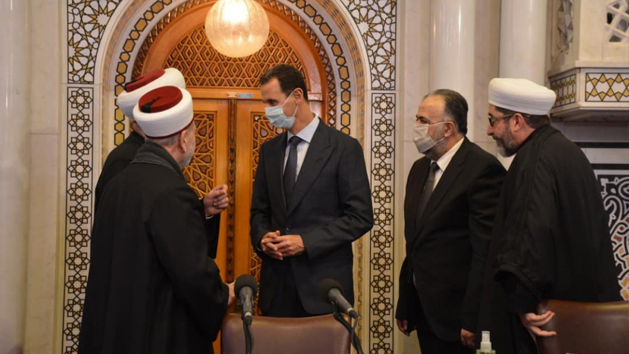 Assad says Syria in identity crisis since Ottoman occupation