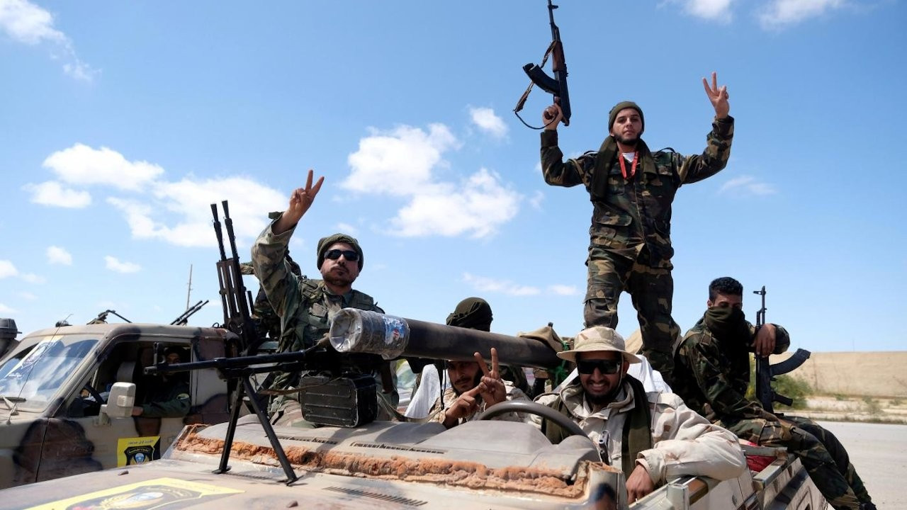 Eastern Libyan forces intercept Turkish cargo ship