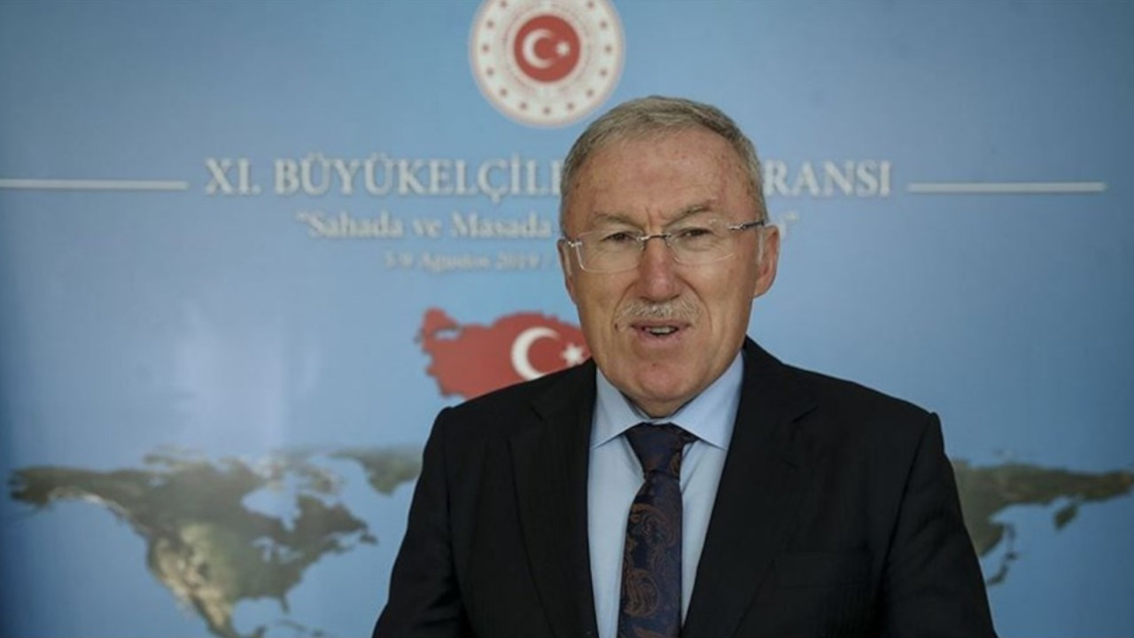 Turkey names new envoys to several countries as Murat Mercan becomes US ambassador