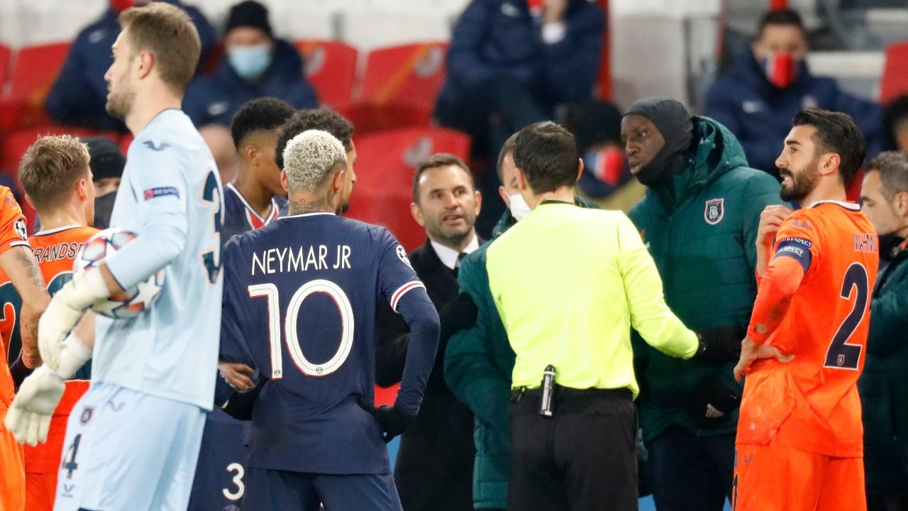 Erdoğan uses Romanian referee's racism as an excuse to target France