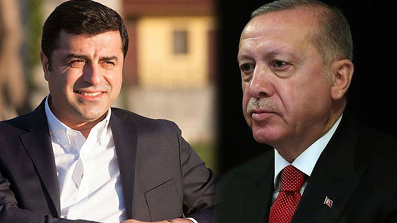 Judicial reforms won't protect jailed Kurdish politician Selahattin Demirtaş: Erdoğan