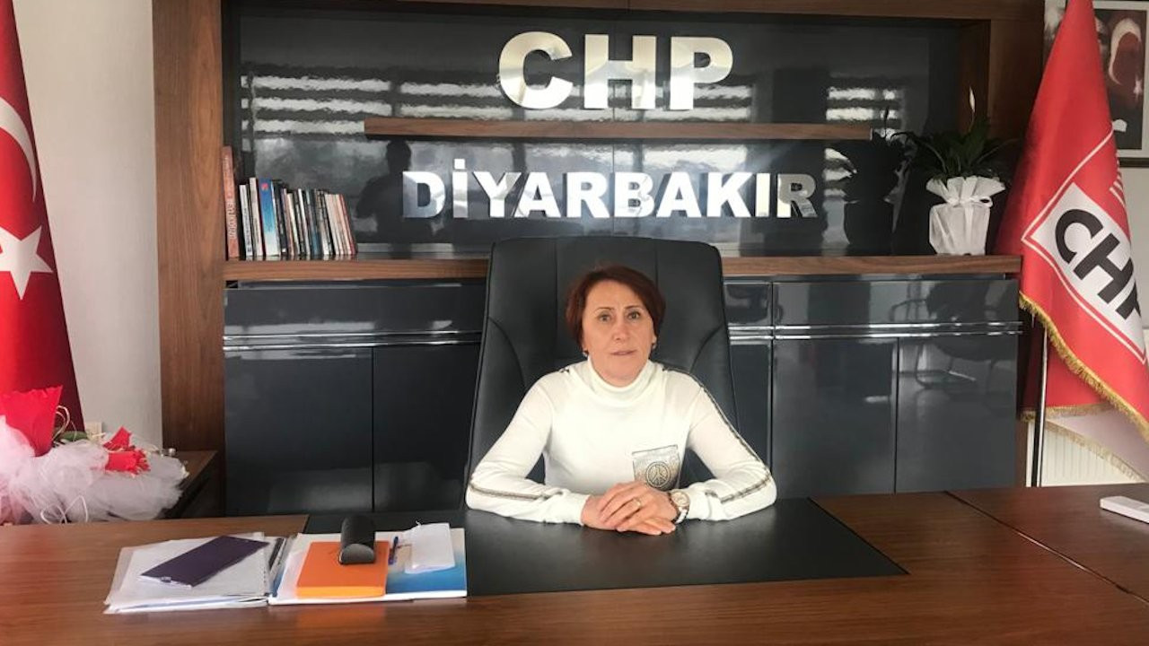 Male members want to sack CHP's 1st female Diyarbakır provincial head
