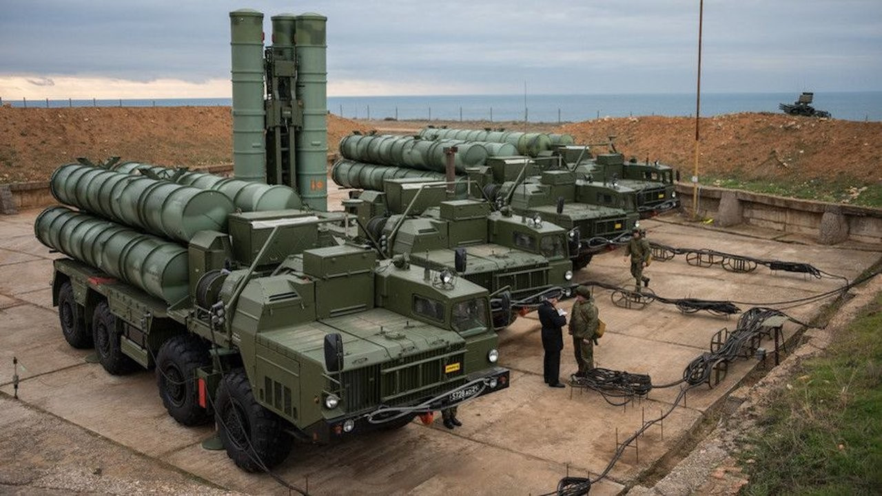 US House passes defense bill proposing sanctions on Turkey over S-400s