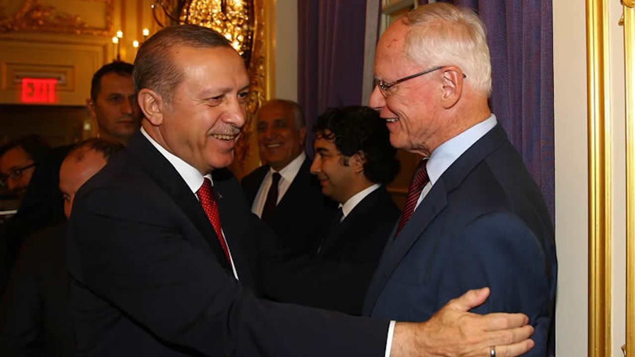 Erdoğan will not back down until you show him teeth: Outgoing Syria envoy