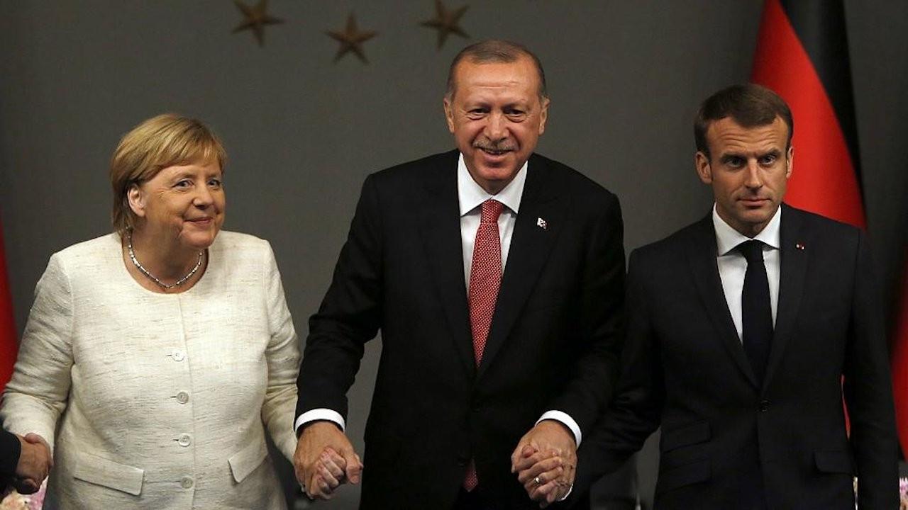 Macron 'agrees to wait for Biden before imposing sanctions on Ankara'
