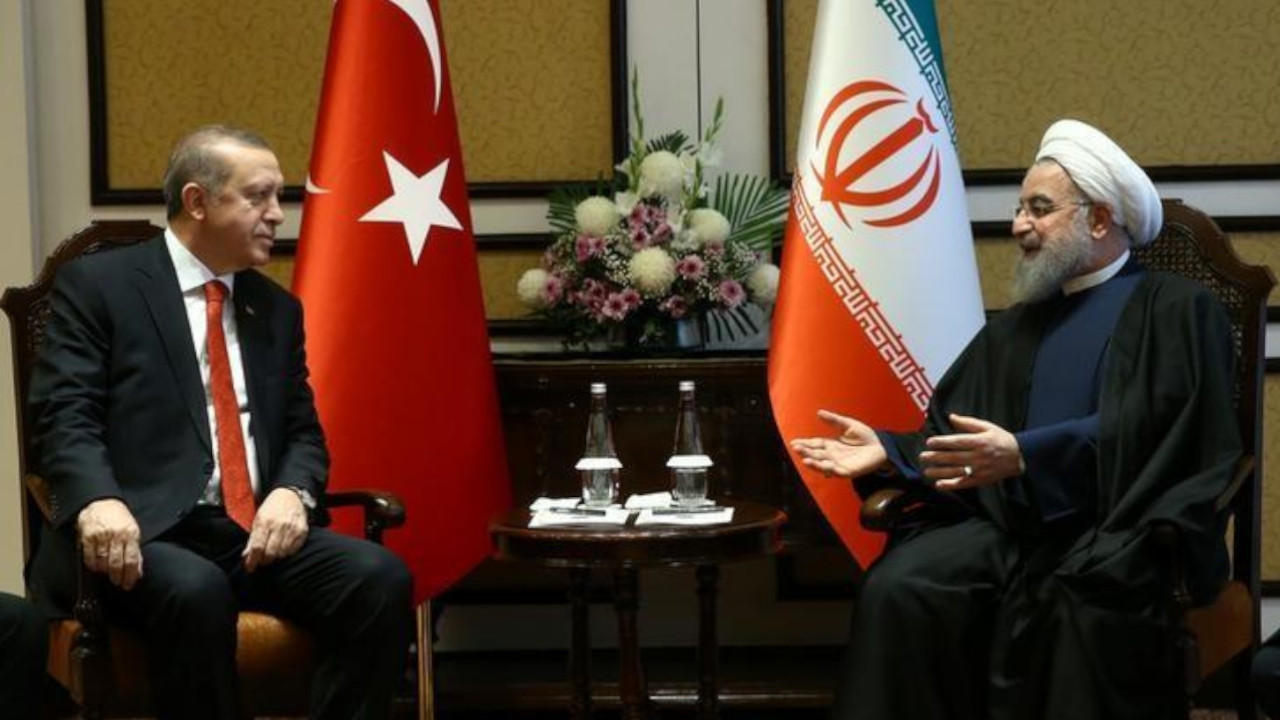 Rouhani finds it 'unlikely' that Erdoğan's poetry recital had intention of 'insulting' Iran's territorial integrity