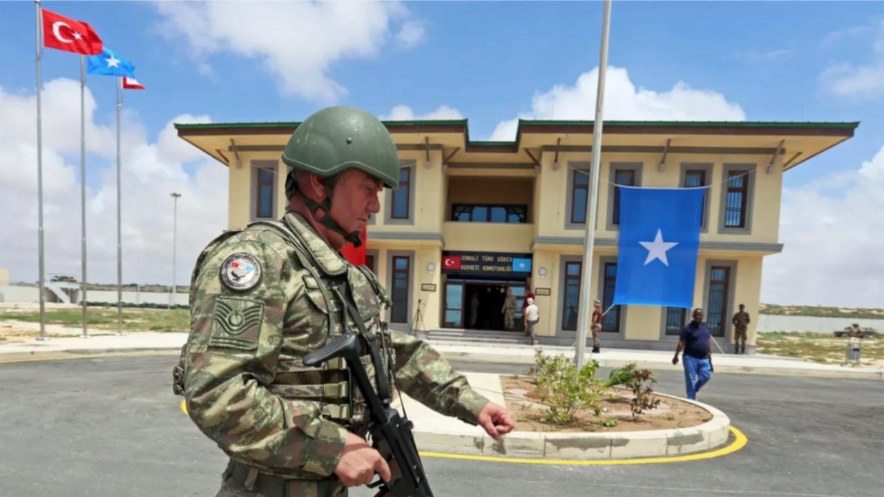 Somalia's opposition urgesTurkeynot to send arms to police unit