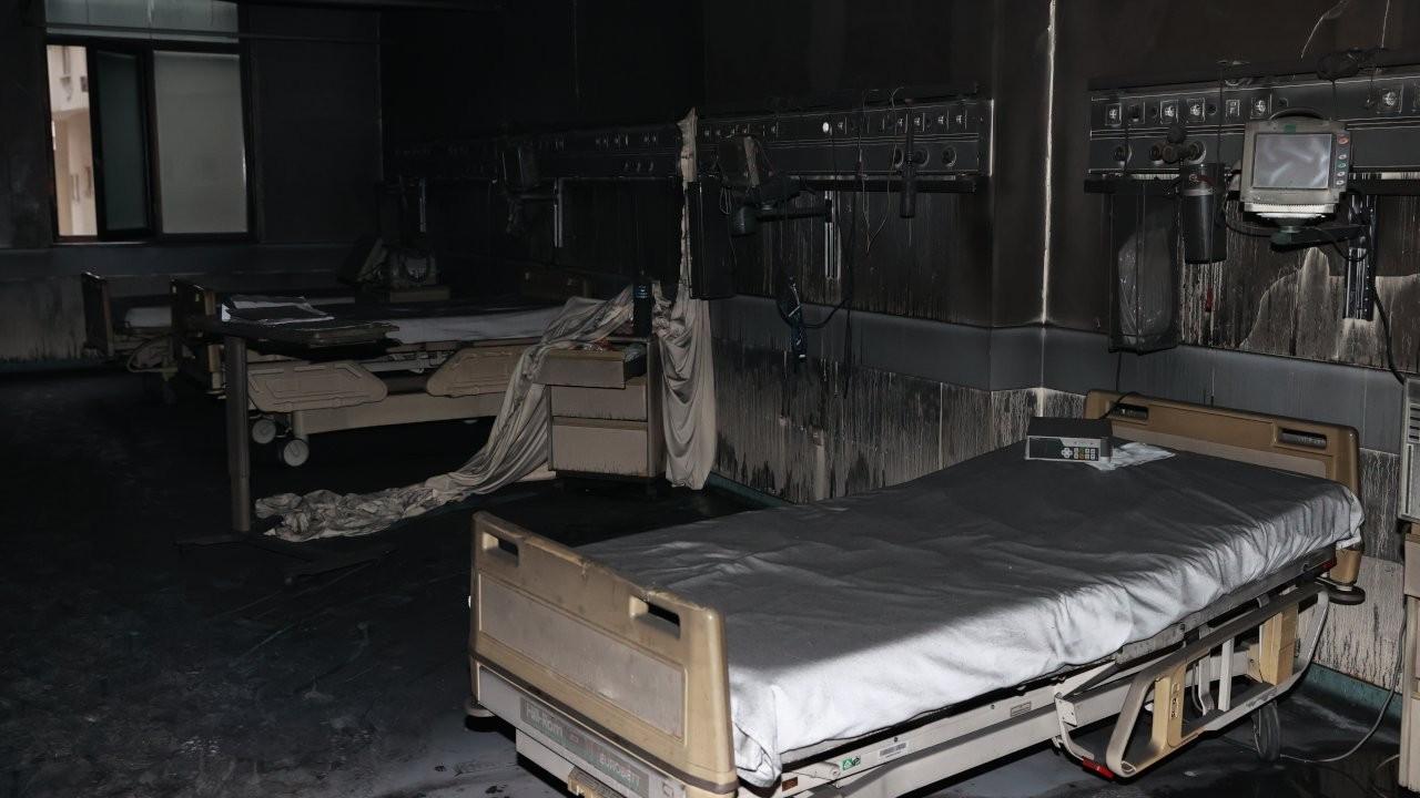 Oxygen ventilator blast in Turkish private hospital's intensive care unit kills 12