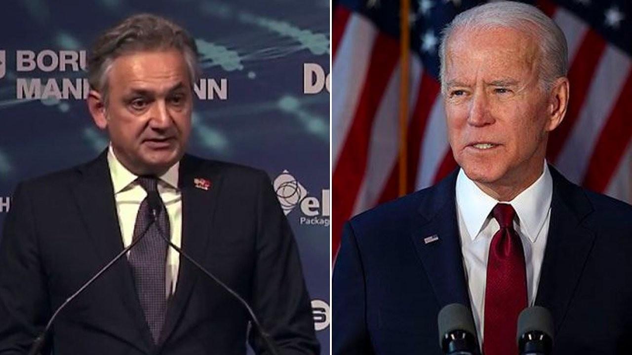 Turkey-US Business Council head urges Biden to focus on trade