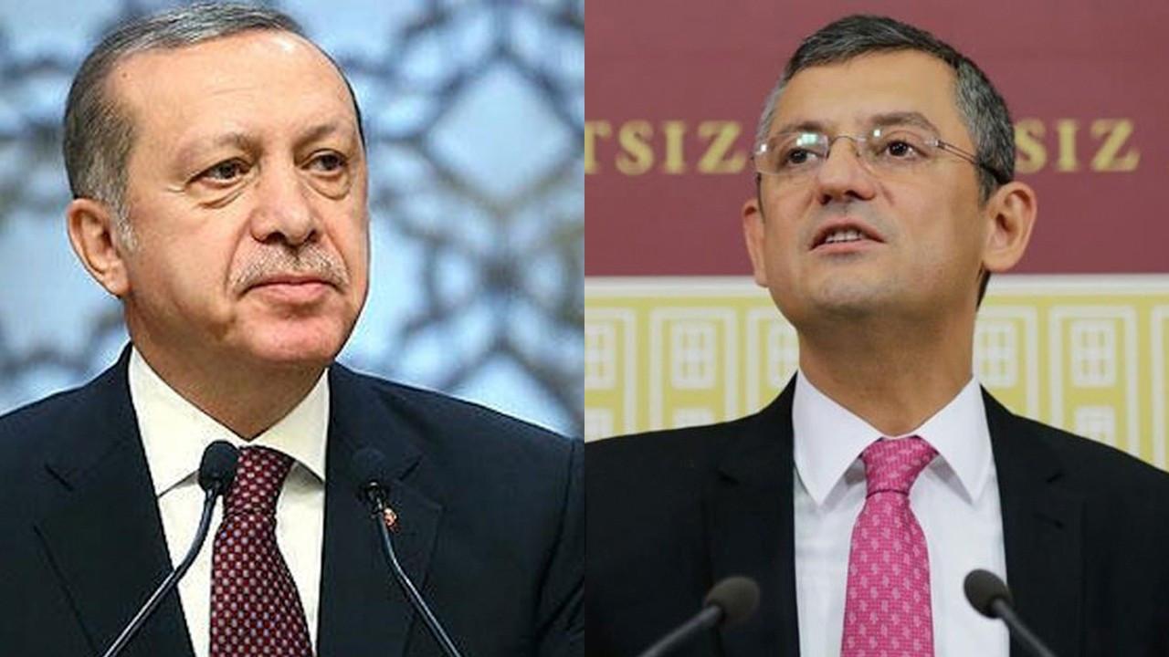 President Erdoğan sues main opposition CHP MP Özgür Özel for calling him a 'dictator'