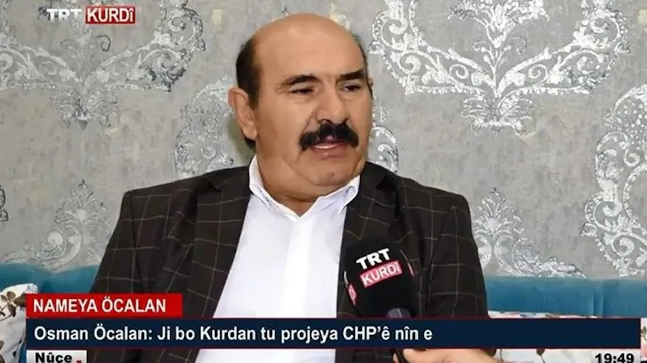Main opposition asks the name of presidential advisor who met with PKK leader Öcalan's brother