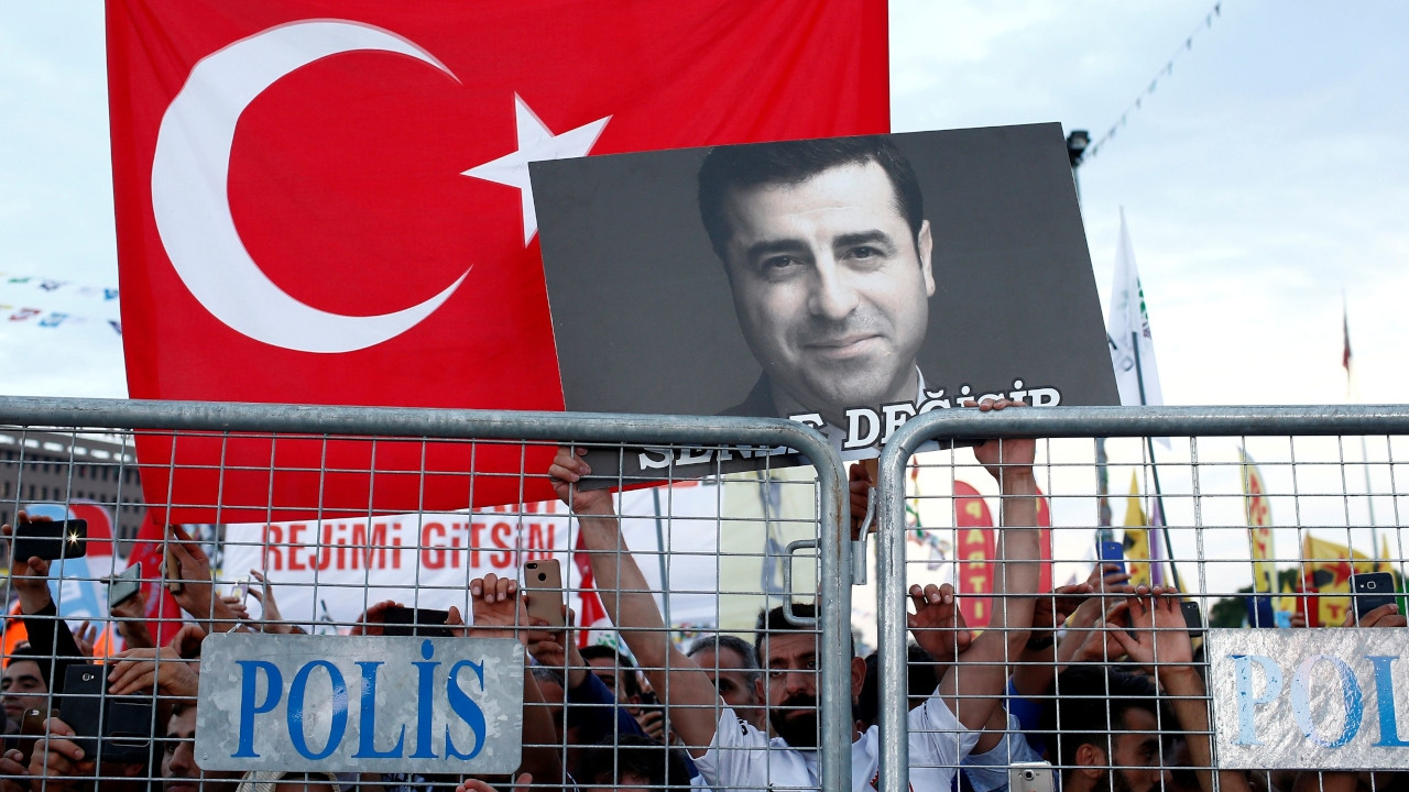PACE rapporteurs urge Turkey to abide by ECHR ruling for Demirtaş's immediate release