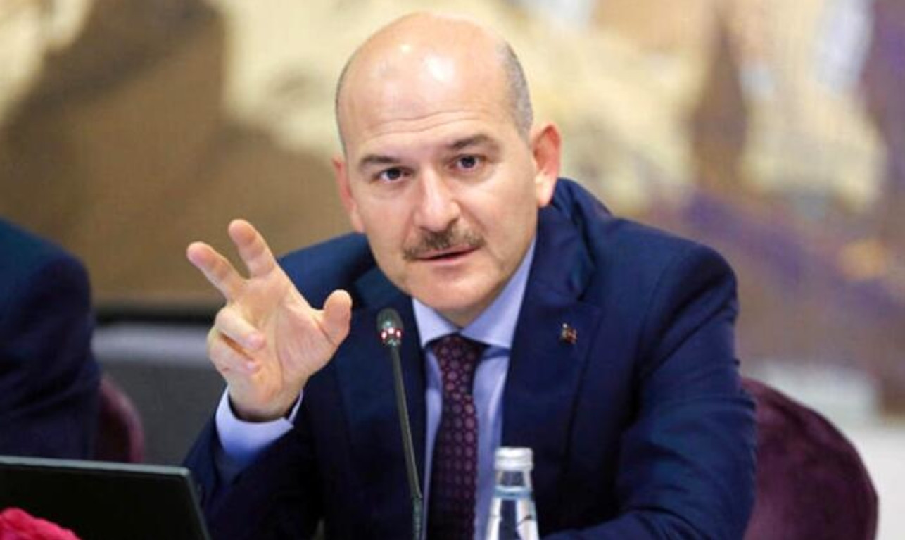 Interior Minister brands HDP MP 'terrorist' for exposing practice of strip searches by police