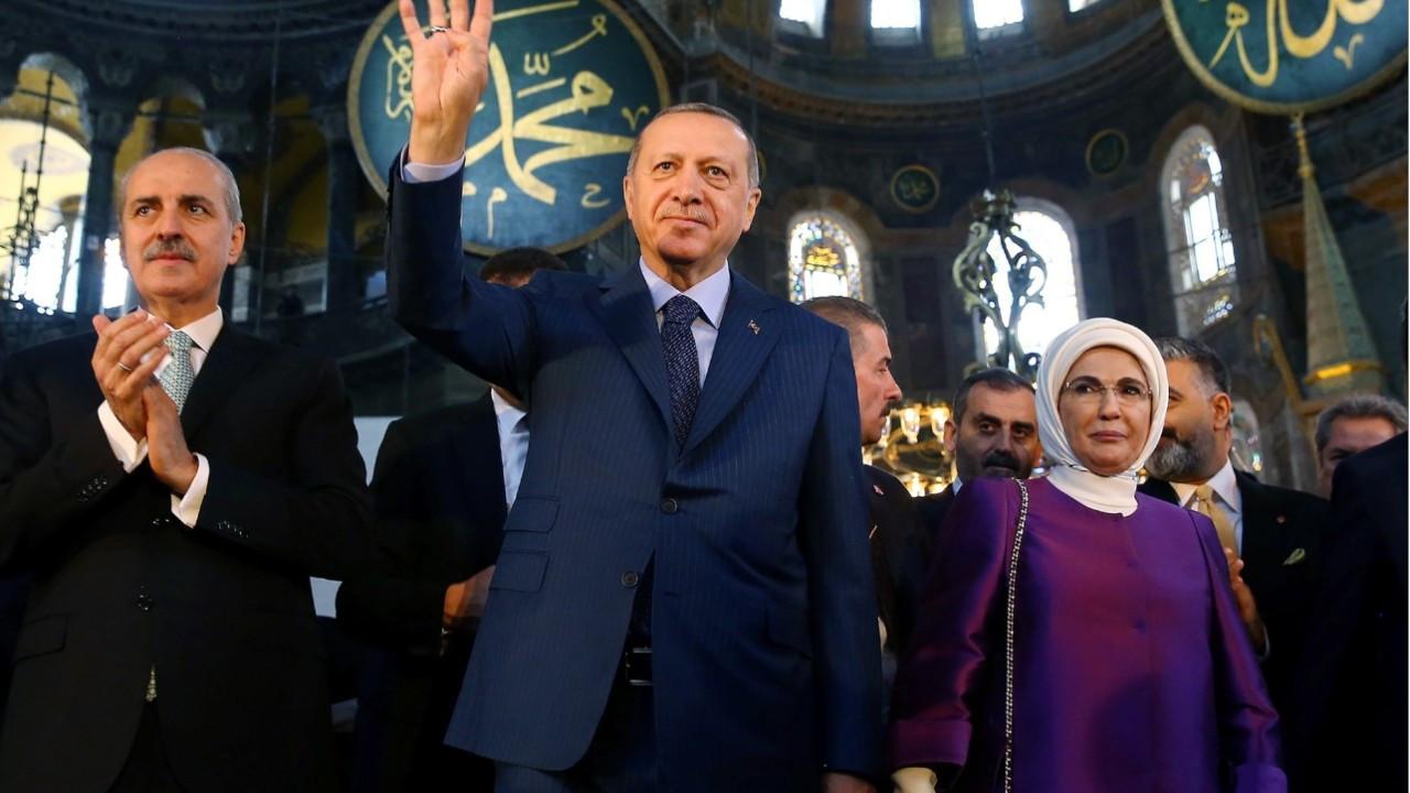 Erdoğan wishes to improve ties with Israel