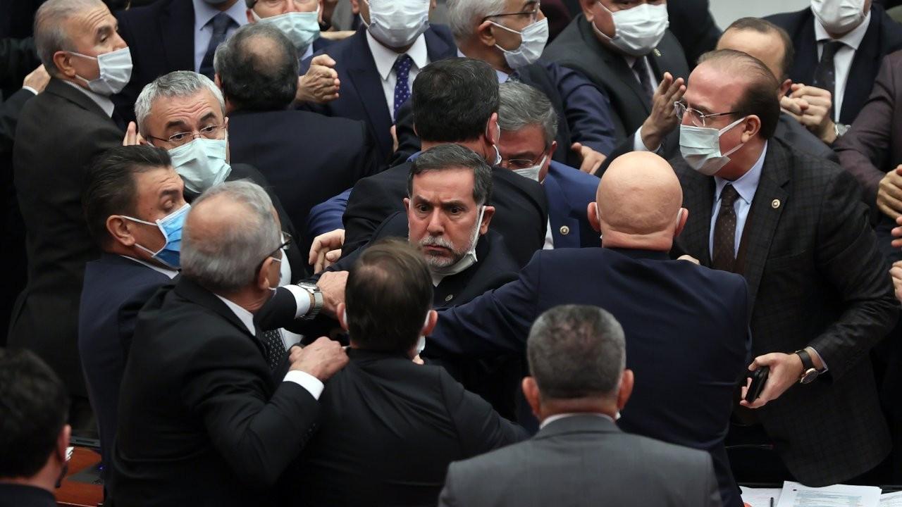 Fists fly as deputies brawl in Turkey's parliament yet again