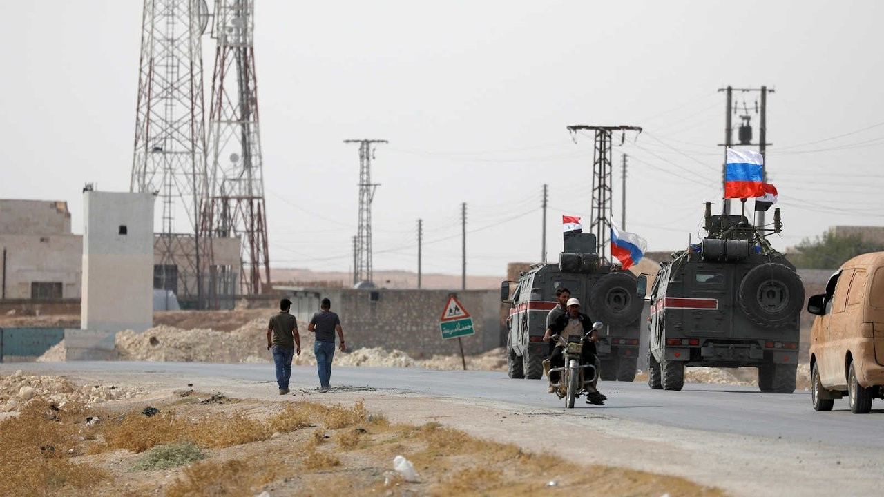 Russia reinforces Syrian area after Turkey-backed rebels clash with Kurdish forces
