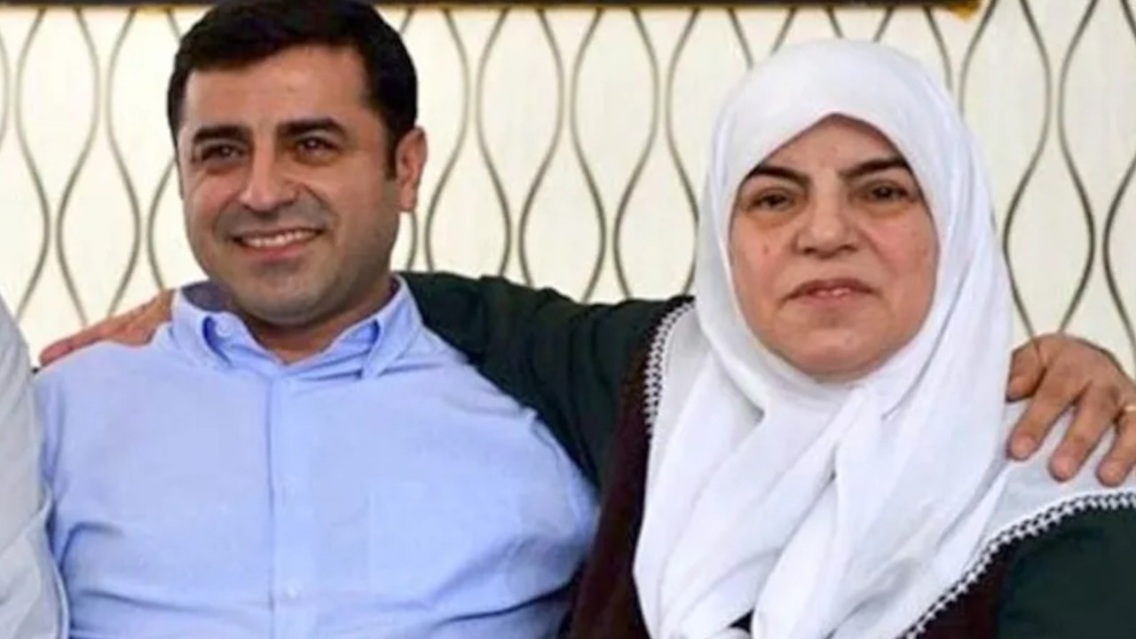 Selahattin Demirtaş's mother to Erdoğan: My child is not a terrorist