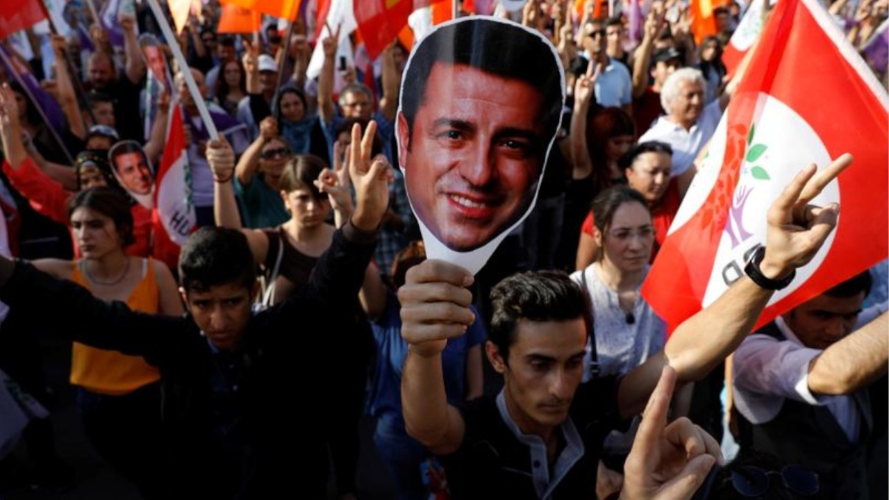 MEPs call on Council of Europe to pressure Turkey to release Demirtaş